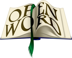 Open Word logo Stockbridge