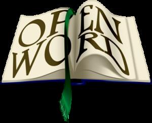 Open Word logo Stockbridge
